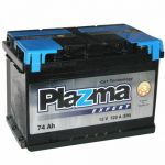 Aккумулятор для авто Иста Plazma Expert 6CT-74L+