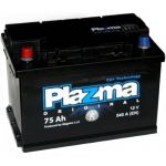 Aккумулятор для авто Иста Plazma Original 6CT-75L+