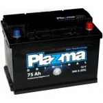 Aккумулятор для авто Иста Plazma Original 6CT-75R+