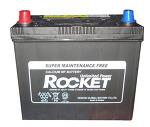 Аккумулятор для авто Rocket asia 6CT-45L+ SMF NX100-S6S