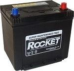 Аккумулятор для авто Rocket asia 6CT-65R+ SMF 75D23L