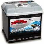Аккумулятор Sznajder Silver Premium 55R (555 35)