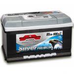 Аккумулятор Sznajder Silver Premium 85R (585 45)