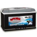 Аккумулятор Sznajder Silver Premium 100R (600 35)