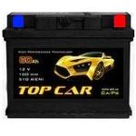 Аккумулятор для автомобиля Top Car 6СТ-50R+