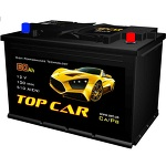 Аккумулятор для автомобиля Top Car 6СТ-60R+