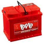 Аккумулятор для автомобиля Topla Energy 6СТ-45R+
