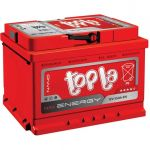 Аккумулятор для автомобиля Topla Energy 6СТ-55L+
