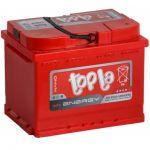 Аккумулятор для автомобиля Topla Energy 6СТ-60R+