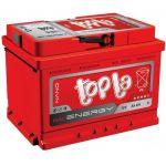 Аккумулятор для автомобиля Topla Energy 6СТ-66R+