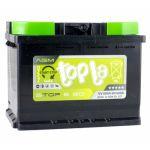 Аккумулятор для автомобиля Topla Top Stop & Go 6СТ-60R+