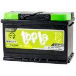 Аккумулятор для автомобиля Topla Top Stop & Go 6СТ-70R+