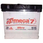 Аккумулятор для автомобиля A-mega Ultra 6СТ-50R+