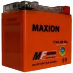 Аккумулятор Maxion GEL Moto 6CT-5R+(12V) YTX  5L-BS