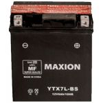 Аккумулятор Maxion AGM Moto 6CT-6R+(12V) YTX  7L-BS