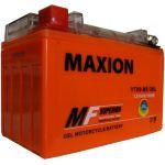 Аккумулятор Maxion GEL Moto 6CT-9L+(12V) YTX  9-BS