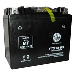 Аккумулятор Outdo AGM Moto 6CT-10R+(12V) YTX12-BS
