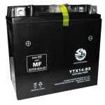 Аккумулятор Outdo AGM Moto 6CT-12L+(12V) YTX14-BS