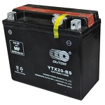 Аккумулятор Outdo AGM Moto 6CT-18R+(12V) YTX20-BS