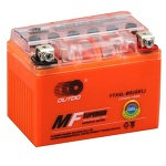 Аккумулятор Outdo GEL Moto 6CT-4R+(12V) YTX4L-BS
