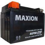 Аккумулятор Maxion GEL Moto 6CT-11,2L+(12V) YTZ 14S