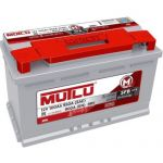 Автомобильный аккумулятор Mutlu 6CT-100R+