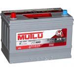 Автомобильный аккумулятор Mutlu 6CT-100L+ asia