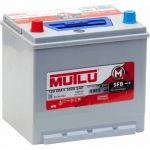Автомобильный аккумулятор Mutlu 6CT-60L+ asia