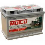 Автомобильный аккумулятор Mutlu AGM 6CT-70R+