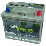 Аккумулятор для авто Platin Gel Energy 38R+