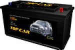 Аккумулятор для автомобиля Top Car 6СТ-100L+