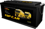 Аккумулятор грузовой Top Car 6СТ-190L+