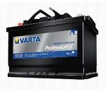 Автомобильный аккумулятор Varta Professional Starter 75(812071000)