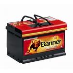 авто аккумулятор: Banner Power Bull 72R+(BANP7212PB)