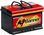 авто аккумулятор: Banner Power Bull 74R+(BANP7412PB)
