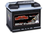 Аккумулятор Sznajder Plus 62R (562 59)