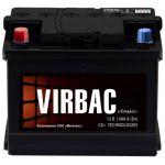 Аккумулятор для авто Virbac Classic 6СТ 60L+