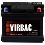 Аккумулятор для авто Virbac Classic 6СТ 60R+